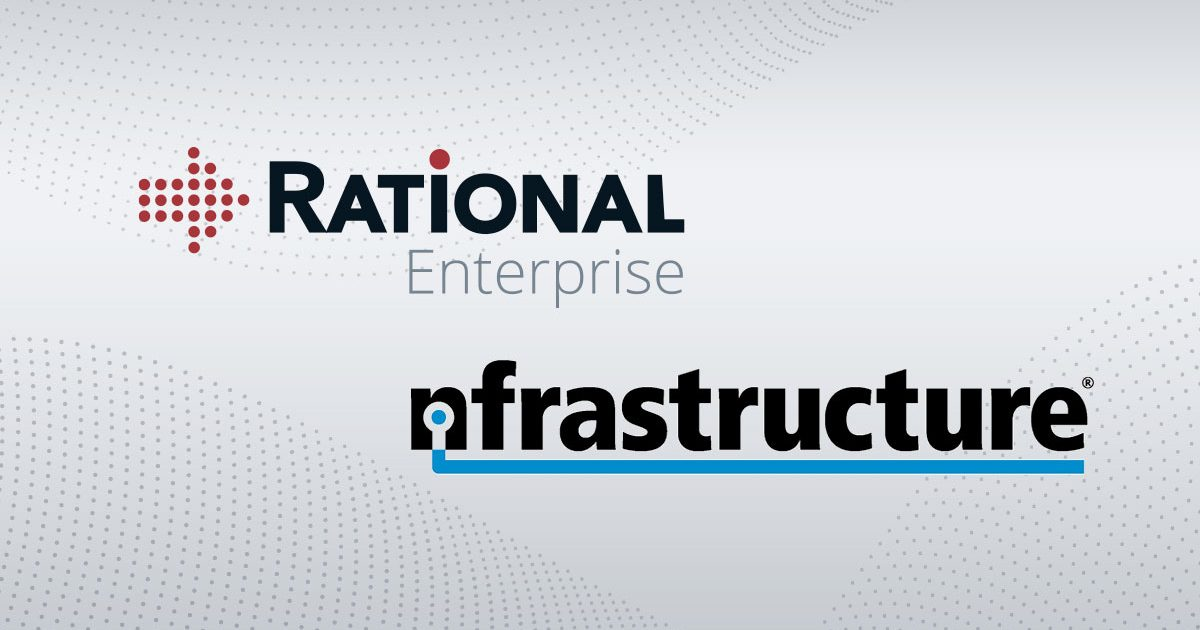 Rational Enterprise and nFrastructure Announce Partnership