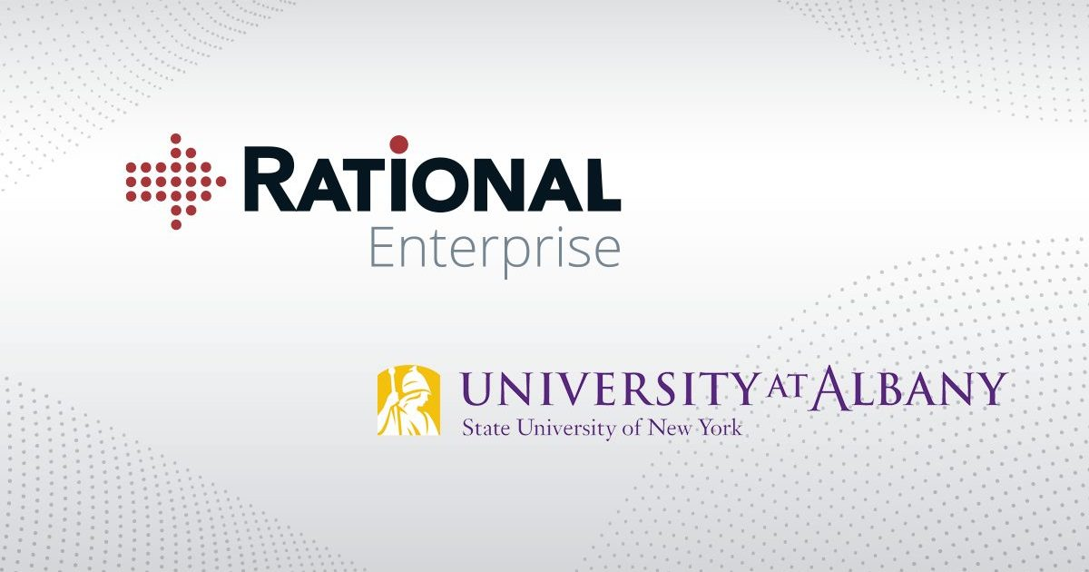 Cyber Security Solution for Government Identified at Rational Enterprise Cyber Security Summit, Hosted at the University at Albany SUNY