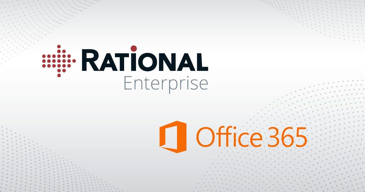 Rational Enterprise Expands Information Governance in the Cloud by Adding Office 365 Support