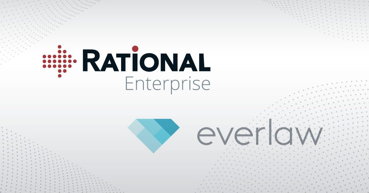 Rational Enterprise and Everlaw Announce eDiscovery Partnership