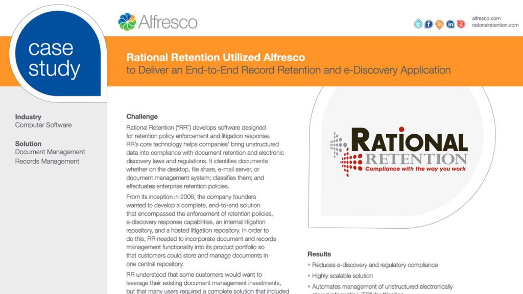 alfresco case study